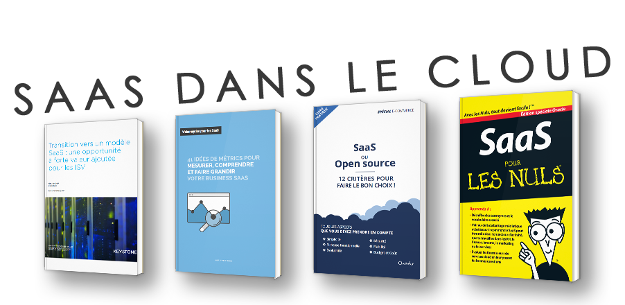 Le SaaS dans les nuages : l'essor des logiciels dans le Cloud