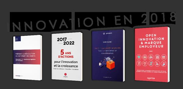 L'innovation : le défi des entreprises en 2018