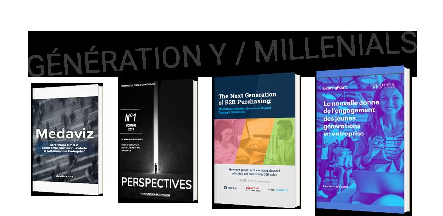 Les Milléniaux / Génération Y