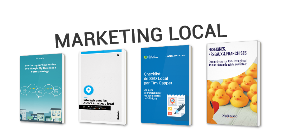 Tout comprendre du marketing local