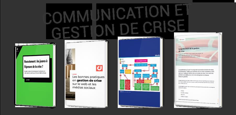 La gestion et la communication en temps de crise