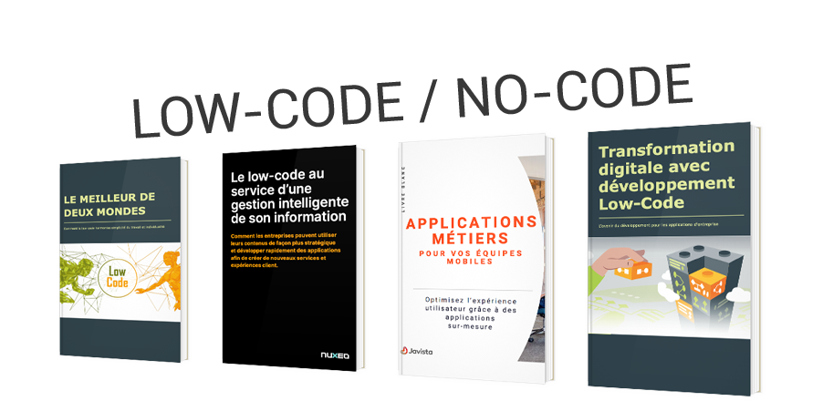 Tout comprendre du low-code / no-code