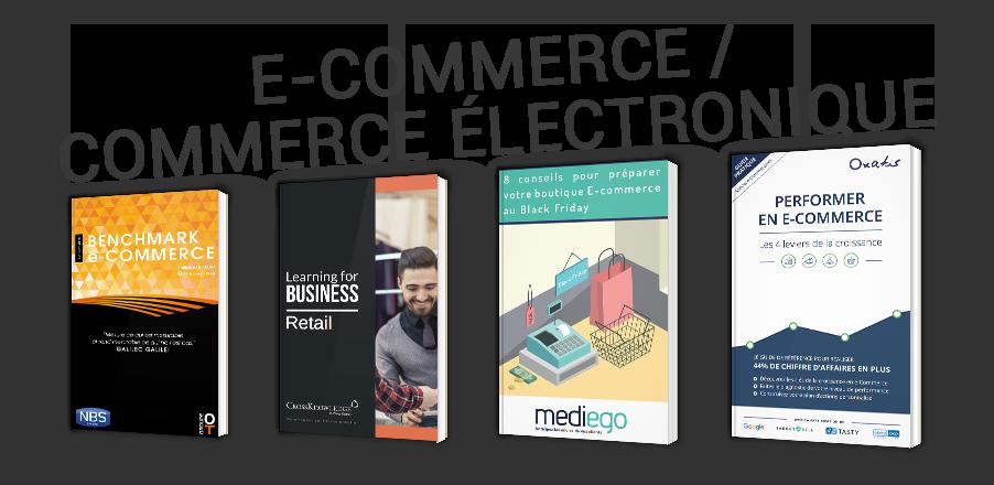 Le commerce électronique sous toutes ses formes