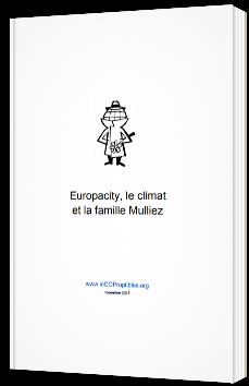 Europacity, le climat et la famille Mulliez
