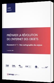 Préparer la révolution de l'Internet des objets - Une cartographie des enjeux