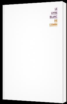 Le livre blanc de l'UMIH : 50 mots au cœur de nos métiers