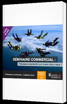 Séminaire commercial : Fabuleuse opportunité ou moment à haut risque ?