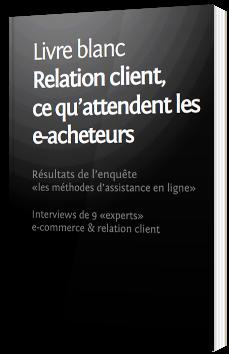 Relation client, ce qu'attendent les e-acheteurs