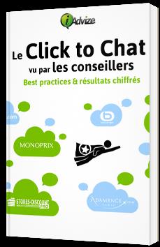 Le Click to Chat vu par les conseillers
