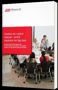 Gestion du capital humain : savoir exploiter les big data