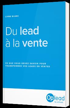 Lead Management - Du Lead à la Vente