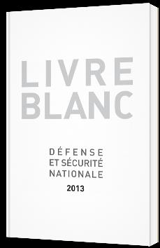 Livre blanc sur la défense et la sécurité nationale 2013