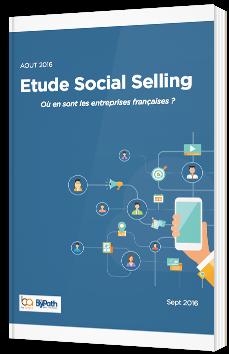 Etude Social Selling - Où en sont les entreprises françaises ?