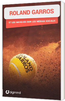 Roland Garros et les marques sur les médias sociaux