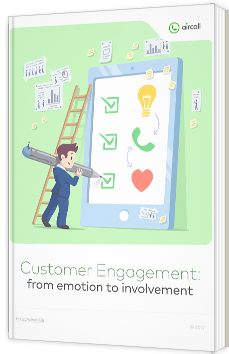 Customer Engagement: from emotion to involvement