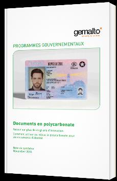 Documents en polycarbonate