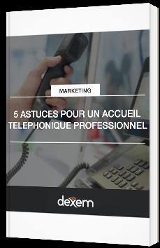 5 astuces pour un accueil téléphonique professionnel