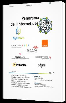 Panorama de l'Internet des Objets v.2 - livre blanc - DigitalPlace - Fusion Labs - Symantec - Orange - Occitech - Telegrafik