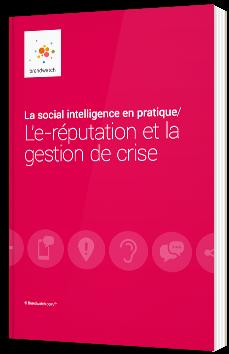 La social intelligence en pratique : L'e-réputation et la gestion de crise