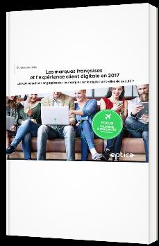 Etude sectorielle du tourisme & transport : Les marques françaises et l'expérience client digitale en 2017