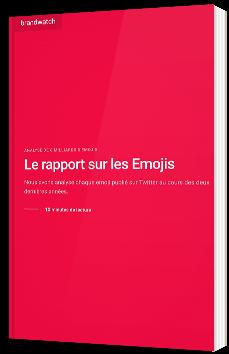Le rapport sur les Emojis