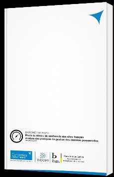 Baromètre RGPD : Étude du niveau de conformité des sites français