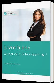 Qu'est-ce que le e-learning ?