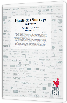 Guide des Startups en France édition 2017
