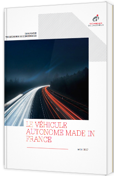 Le véhicule autonome made in France