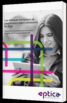 Les marques françaises et l'expérience client omnicanal en 2016