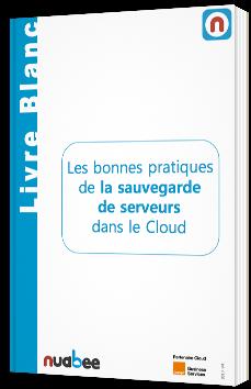 Les bonnes pratiques de la sauvegarde de serveurs dans le Cloud