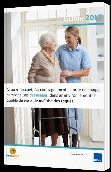 Assurer l'accueil, l'accompagnement, la prise en charge personnalisés des usagers dans un environnement de qualité de vie et de maîtrise des risques