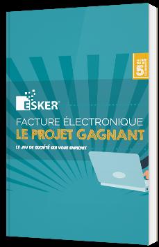 Facture électronique - Le projet gagnant !