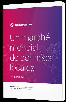 Un marché mondial de données locales