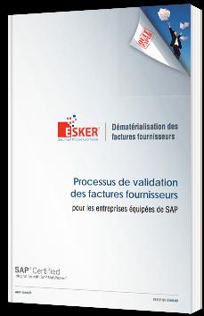 Processus de validation des factures fournisseurs pour les entreprises équipées de SAP