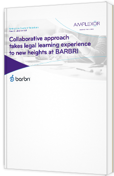 Collaborative approach takes legal learning experience to new heights at BARBRI