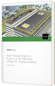 Fast-forwarding to a future of On-demand urban air transportation