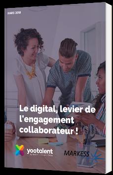 Le digital, levier de l'engagement collaborateur !