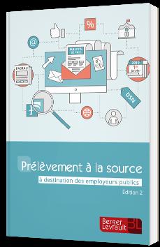 Prélèvement à la source à destination des employeurs publics - Edition 2