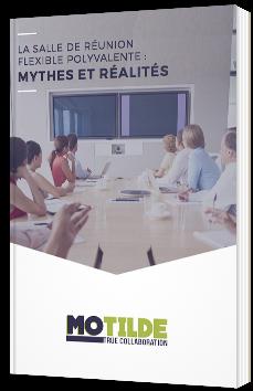 La salle de réunion flexible, polyvalente : mythes et réalités