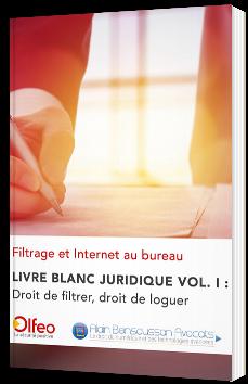 Filtrage et Internet au bureau Vol. 1 : droit de filtrer, droit de loguer