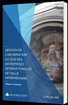 Gestion de l'information au sein des entreprises internationales de taille intermédiaire