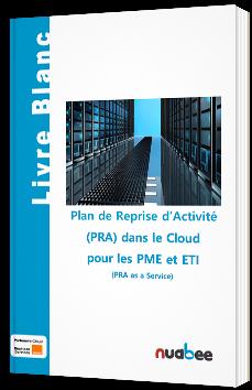 Plan de reprise d'activité (PRA) dans le Cloud pour les PME et ETI