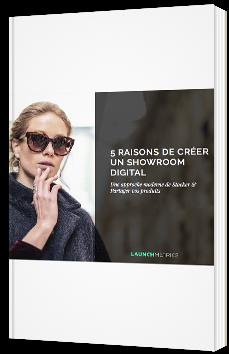 5 raisons de créer un showroom digital
