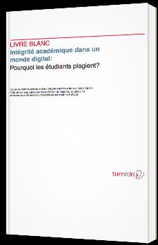 Intégrité académique dans un monde digital: Pourquoi les étudiants plagient ?