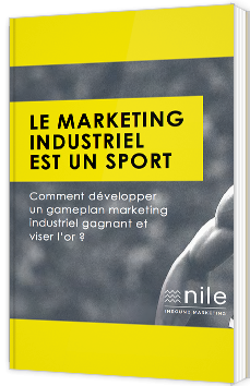 Le Marketing industriel est un sport