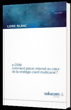 e-CRM : comment placer internet au coeur de la stratégie client multicanal ?