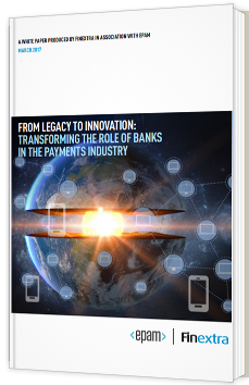 From legacy to innovation: transforming the role of banks in the payments industry