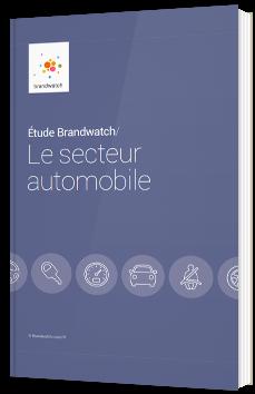 Etude BrandWatch: Le secteur automobile
