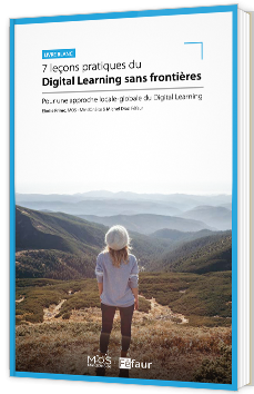 7 leçons du Digital Learning sans frontières